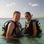 Diving adalah kegiatan yang menyenangkan