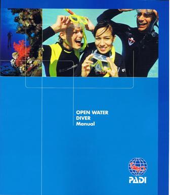 Manual Pelatihan Diving dalam Bahasa Indonesia dari PADI (2/2)