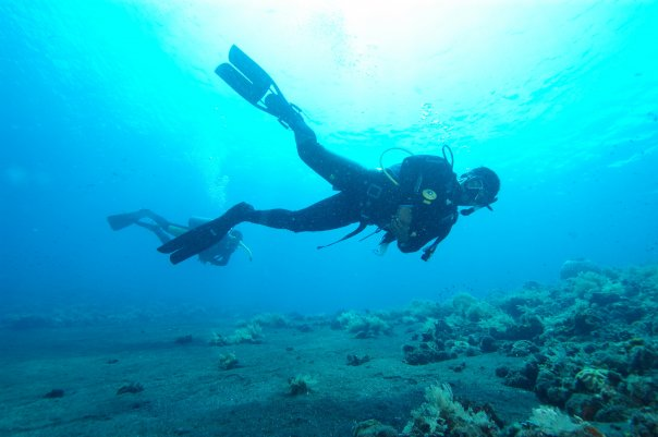 PADI Advanced Open Water Diver Bali