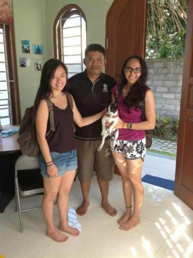 PADI Open Water Dive Bali